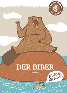 Der Biber ist wieder da! (Bild: Bibermanagement Vorarlberg)